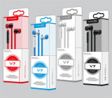 Sport Bass in-ear Fone de ouvido com fio Universal Android