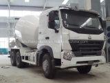 Camion de mélangeur concret de Sinotruk HOWO 6X4 371HP Euro2