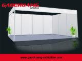 Stand en aluminium de salon de cabine d'exposition de kiosque d'arrangement d'interpréteur de commandes interactif