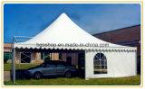 PVC上塗を施してある日よけの防水シートのテントファブリック(1000dx1000d 30X30 900g)