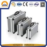 최신 고품질 직업적인 알루미늄 공구 상자 (HT-1101)