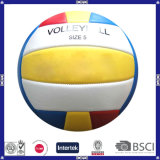 China-Lieferanten-preiswerter Leder PU-Volleyball