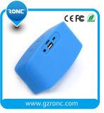 Mini altavoz sin hilos impermeable de Bluetooth para el teléfono móvil