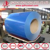 24 холоднопрокатных датчиком катушки PPGI покрынных цветом стальных для плиток толя