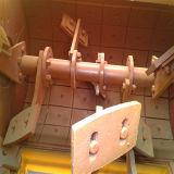 45m3/H el eje de doble Hormigonera Hormigonera máquina