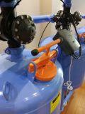 Два цилиндра 54 дюйма кварцевый песок средства массовой информации система фильтрации фильтр для воды капельного орошения оборудования