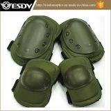 Militärische im Freien wandernde Sport-taktische Nylonellbogenschutz-Knie-Auflagen