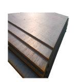 La norme ASTM A709 Gr. 50W A588 Plaque en acier Corten avec certificat SGS