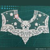 Mode de la broderie de la Dentelle au crochet de coton Collier Collier Vêtements Textiles en tissu