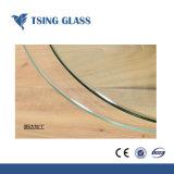 Ontruim/Gekleurde Aicd etste Aangemaakt Glas met Ontwerpen voor Bureau/de Bouw/Deur
