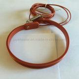 عادية [إفّينسي] كهربائيّة مرنة [سليكن روبّر] مسخّن حزام سير