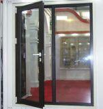Настраиваемые высокое качество тепловой Break алюминиевая дверная рама перемещена стеклянные двери (ACD-016)