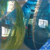 La marche de l'eau Ball Pool PVC0.8 D=2m de l'Allemagne Tizip soudage à air chaud avec ce FR14960