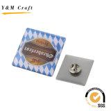 Nuevo botón de la solapa del acoplamiento de pun ¢ o del diseño de la alta calidad (Q09655)
