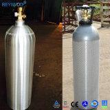 Cilindro de gas de aluminio del CO2 vacío del oxígeno para Irán Polonia Australia