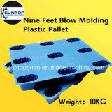 HDPE van het Voedsel van goederen de Plastic Pallet van het Product van het Dienblad Duurzame Op zwaar werk berekende Plastic