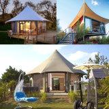 Tent Glamping van de Tent van de safari de Waterdichte Openlucht