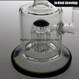 A SOLHA de vidro do petróleo de Hfy Toro equipa a tubulação de água para fumar