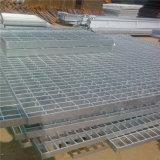 Presionar el bloqueo de la línea de producción de rejilla de acero