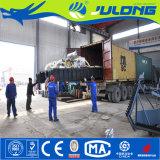 Julong 8 polegada de equipamentos de mineração de ouro/Gold Mining Draga
