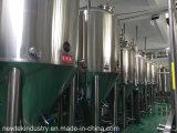 Tank van de Opslag van het roestvrij staal de Vloeibare met Vloeibare Meter