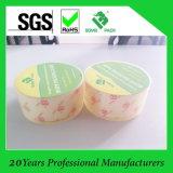 Migliore cristallo adesivo acrilico della colla di prezzi BOPP - nastri liberi dell'imballaggio