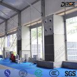 Большой промышленный упакованный охладитель воздуха для выставки