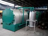 새로운 디자인 세륨을%s 가진 회전하는 목제 목탄 탄화 로는 승인한다