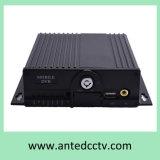 Ahd 4CH 1080P DVR móvil para los soportes de los vehículos se dobla tarjeta del SD