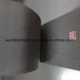 Malla de tejido holandés inverso para el filtro de malla