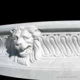 Prix d'usine de marbre naturel jardin extérieur Fontaine à eau