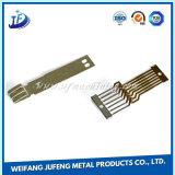 Aluminium, das Teile für Mobiltelefon-Bauteil stempelt