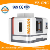 CNC 수직 5 축선 결합 기계로 가공 센터
