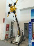 Manipulador de robôs de vidro