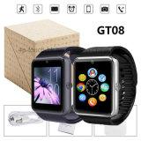 Goedkoopste Slim Horloge Bluetooth met de Groef van de Kaart SIM Gt08