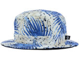 2016 Flat Top Flat Brim Bucket Hat