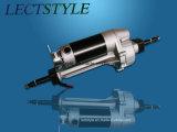 motor eléctrico del Transaxle de 24V 300W 400W 500W 180rpm para la vespa de la movilidad y la carretilla eléctricas del oro