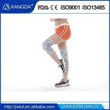 Luva de pastilhas de suporte do joelho para segurança de desporto com a marcação CE, a FDA ISO