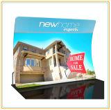 Exhibición de eventos de promoción inmobiliaria