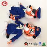 Bevelhebber van de Vliegtuigen van de tijger het de Dierlijke en Stuk speelgoed van de Pluche van de Kwaliteit Steawardess