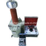Type d'huile 50kv à 300 kv AC DC Testeur Hipot