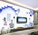 Gebruik van het Comité van het Aluminium van de Film van de Overdracht van het porselein het Samengestelde voor de Decoratie van de Muur