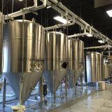 500L de cerveza Weissbier planta haciendo