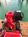 11Portable HP avec de la pompe incendie moteur Lifan
