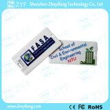カスタムロゴ(ZYF1833)の小型クレジットカード16GB USB駆動機構