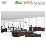 Desk Wooden Unique工場卸売価格のオフィスの現代大統領の執行部の机
