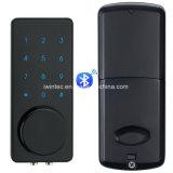 Code d'écran tactile électronique Bluetooth verrouiller, déverrouiller par l'APP sur Smart Phone, ou sur la touche de code