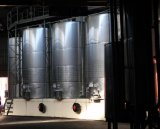 Fermentação do vinho do aço inoxidável, fermentador cónico, máquina da fermentação