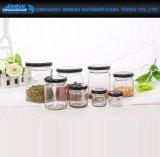 Tutto gradua il sottaceto secondo la misura di conservazione vuoto, alimento, d'inscatolamento il vaso di vetro