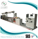 Single-Screw Machine van de Uitdrijving van de Kabel van pvc van het Ontwerp
